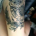 фото Тату для девушек от 08.06.2018 №531 - Tattoo for Girls - tatufoto.com