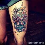 фото Тату для девушек от 08.06.2018 №533 - Tattoo for Girls - tatufoto.com