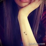 фото Тату для девушек от 08.06.2018 №566 - Tattoo for Girls - tatufoto.com