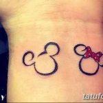 фото Тату инициалы от 19.06.2018 №044 - tattoo initials - tatufoto.com