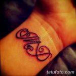 фото Тату инициалы от 19.06.2018 №080 - tattoo initials - tatufoto.com