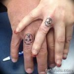 фото Тату инициалы от 19.06.2018 №097 - tattoo initials - tatufoto.com