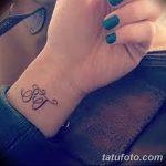 фото Тату инициалы от 19.06.2018 №108 - tattoo initials - tatufoto.com