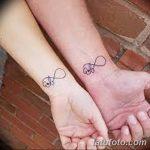 фото Тату инициалы от 19.06.2018 №133 - tattoo initials - tatufoto.com