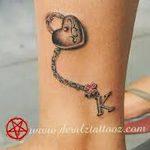 фото Тату инициалы от 19.06.2018 №157 - tattoo initials - tatufoto.com
