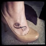 фото Тату инициалы от 19.06.2018 №163 - tattoo initials - tatufoto.com
