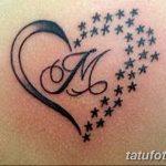 фото Тату инициалы от 19.06.2018 №200 - tattoo initials - tatufoto.com