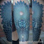 фото Тату на голени от 15.06.2018 №169 - Shin Tattoo - tatufoto.com