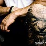 фото Тату на колене от 05.06.2018 №013 - Tattoo on the knee - tatufoto.com