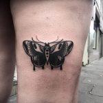 фото Тату на колене от 05.06.2018 №021 - Tattoo on the knee - tatufoto.com