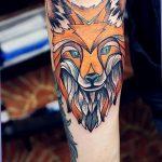 фото Тату на колене от 05.06.2018 №038 - Tattoo on the knee - tatufoto.com