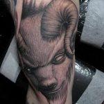 фото Тату на колене от 05.06.2018 №046 - Tattoo on the knee - tatufoto.com
