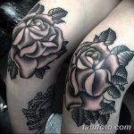 фото Тату на колене от 05.06.2018 №086 - Tattoo on the knee - tatufoto.com