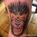 фото Тату на колене от 05.06.2018 №107 - Tattoo on the knee - tatufoto.com
