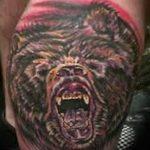 фото Тату на колене от 05.06.2018 №132 - Tattoo on the knee - tatufoto.com