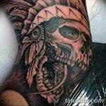 фото Тату на колене от 05.06.2018 №137 - Tattoo on the knee - tatufoto.com