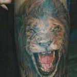 фото Тату на колене от 05.06.2018 №138 - Tattoo on the knee - tatufoto.com