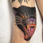 фото Тату на колене от 05.06.2018 №139 - Tattoo on the knee - tatufoto.com
