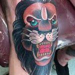 фото Тату на колене от 05.06.2018 №147 - Tattoo on the knee - tatufoto.com