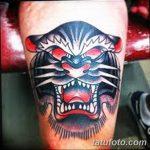 фото Тату на колене от 05.06.2018 №149 - Tattoo on the knee - tatufoto.com