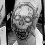 фото Тату на колене от 05.06.2018 №152 - Tattoo on the knee - tatufoto.com