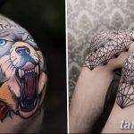 фото Тату на колене от 05.06.2018 №166 - Tattoo on the knee - tatufoto.com