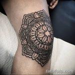 фото Тату на колене от 05.06.2018 №201 - Tattoo on the knee - tatufoto.com