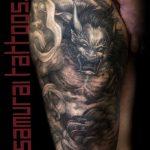 фото Тату на колене от 05.06.2018 №207 - Tattoo on the knee - tatufoto.com