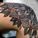 фото Тату на колене от 05.06.2018 №208 - Tattoo on the knee - tatufoto.com