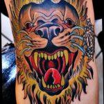фото Тату на колене от 05.06.2018 №210 - Tattoo on the knee - tatufoto.com