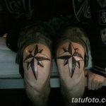 фото Тату на колене от 05.06.2018 №224 - Tattoo on the knee - tatufoto.com