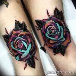 фото Тату на колене от 05.06.2018 №228 - Tattoo on the knee - tatufoto.com