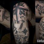 фото Тату на колене от 05.06.2018 №238 - Tattoo on the knee - tatufoto.com