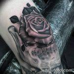 фото Тату на колене от 05.06.2018 №239 - Tattoo on the knee - tatufoto.com