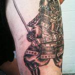 фото Тату на колене от 05.06.2018 №242 - Tattoo on the knee - tatufoto.com