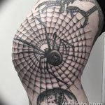 фото Тату на колене от 05.06.2018 №255 - Tattoo on the knee - tatufoto.com