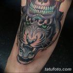 фото Тату на колене от 05.06.2018 №272 - Tattoo on the knee - tatufoto.com