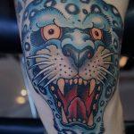 фото Тату на колене от 05.06.2018 №274 - Tattoo on the knee - tatufoto.com