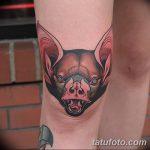 фото Тату на колене от 05.06.2018 №293 - Tattoo on the knee - tatufoto.com
