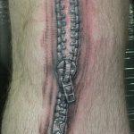 фото Тату на колене от 05.06.2018 №297 - Tattoo on the knee - tatufoto.com