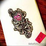 фото Эскизы тату Сердце от 20.06.2018 №017 - Sketches Tattoo Heart - tatufoto.com