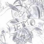 фото Эскизы тату Сердце от 20.06.2018 №019 - Sketches Tattoo Heart - tatufoto.com