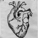 фото Эскизы тату Сердце от 20.06.2018 №026 - Sketches Tattoo Heart - tatufoto.com