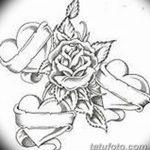 фото Эскизы тату Сердце от 20.06.2018 №053 - Sketches Tattoo Heart - tatufoto.com
