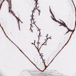 фото Эскизы тату Сердце от 20.06.2018 №054 - Sketches Tattoo Heart - tatufoto.com