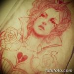 фото Эскизы тату Сердце от 20.06.2018 №076 - Sketches Tattoo Heart - tatufoto.com