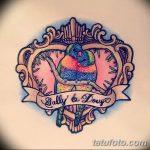 фото Эскизы тату Сердце от 20.06.2018 №093 - Sketches Tattoo Heart - tatufoto.com