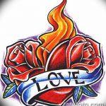 фото Эскизы тату Сердце от 20.06.2018 №100 - Sketches Tattoo Heart - tatufoto.com