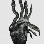 фото Эскизы тату Сердце от 20.06.2018 №103 - Sketches Tattoo Heart - tatufoto.com
