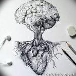 фото Эскизы тату Сердце от 20.06.2018 №110 - Sketches Tattoo Heart - tatufoto.com